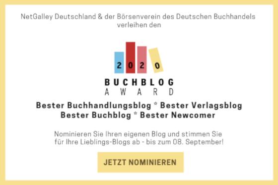 Buchblog Award
