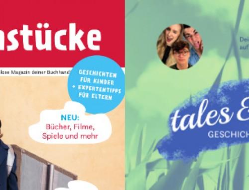 Heldenstücke und Tales & more auf der Frankfurter Buchmesse